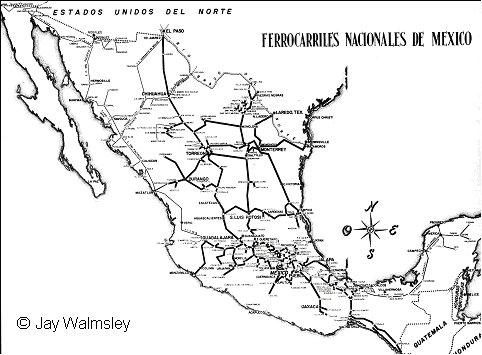 TPO Seapost Society The TPOs of Mexico